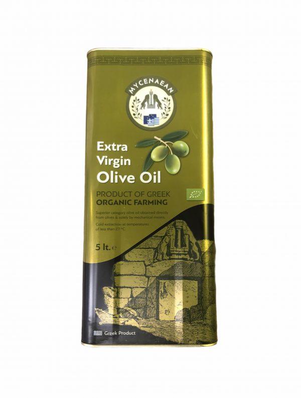 Mycenaean Bio Olivenöl
