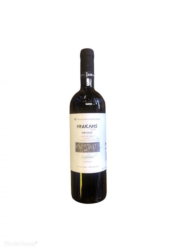 Hercules Savatiano Weißwein trocken