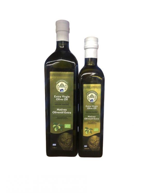 Mycenaean Bio Olivenöl extra nativ