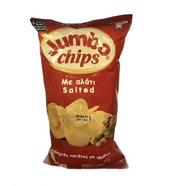 Jumbo Chips Salz