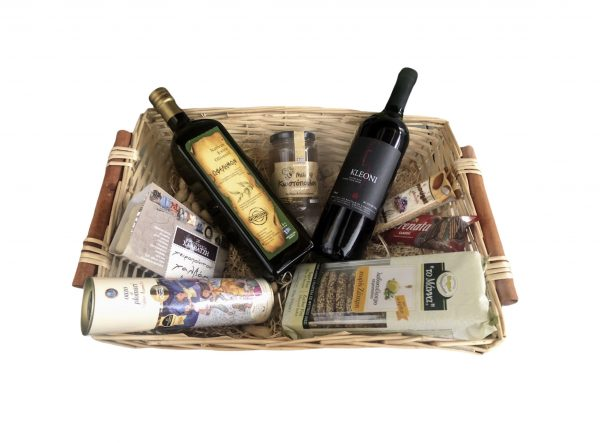 Geschenkkorb 41,50 Euro