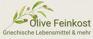 Olive Feinkost Logo neu